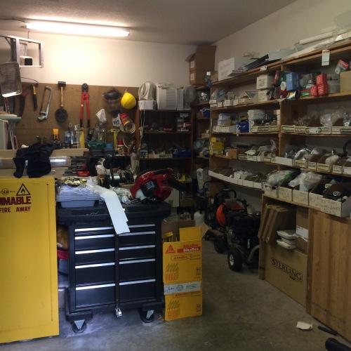 storeroom open Gallaher